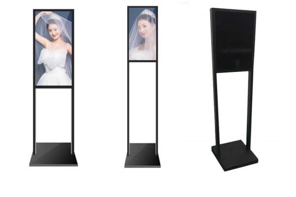 H-Type Digital Signage Kiosk