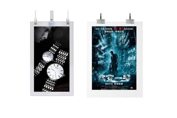 OLED Hanging Digital Signage