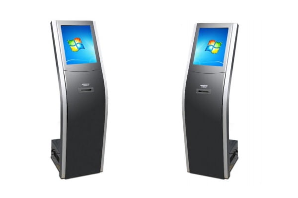 Queuing Self-Service System Kiosk