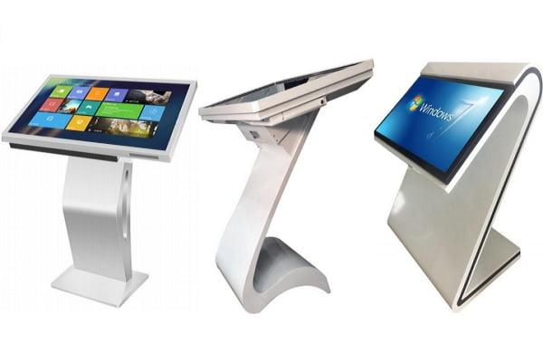 KLZ-Shape Type Interactive Touch Display