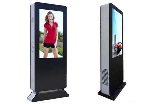 Outdoor Floor-Standing Digital Signage