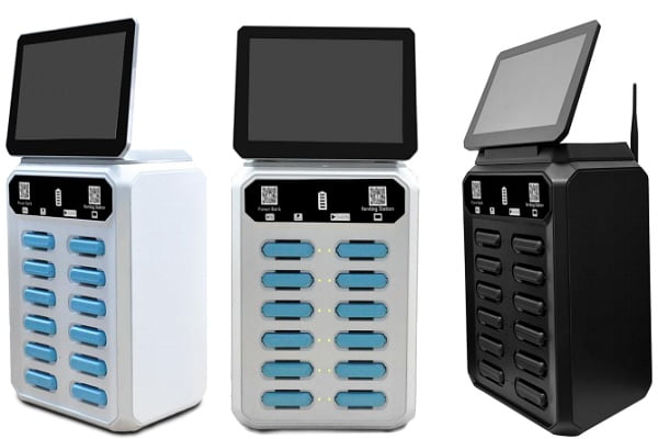 Power Bank Renting Stations and Kiosks